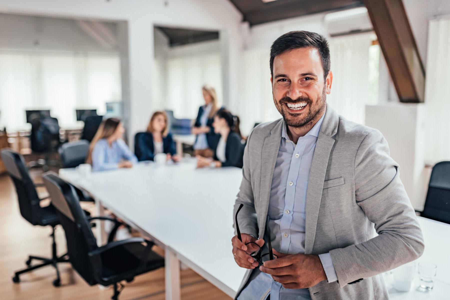 Niederlassungsleiter Personaldienstleistungen gesucht (m/w/d) - Karriere bei der FOURTEENONE Group